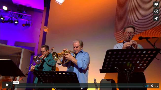 Steve Thompson on Songs of Praise
